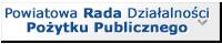 Powiatowa Rada Działalności Pożytku Publicznego