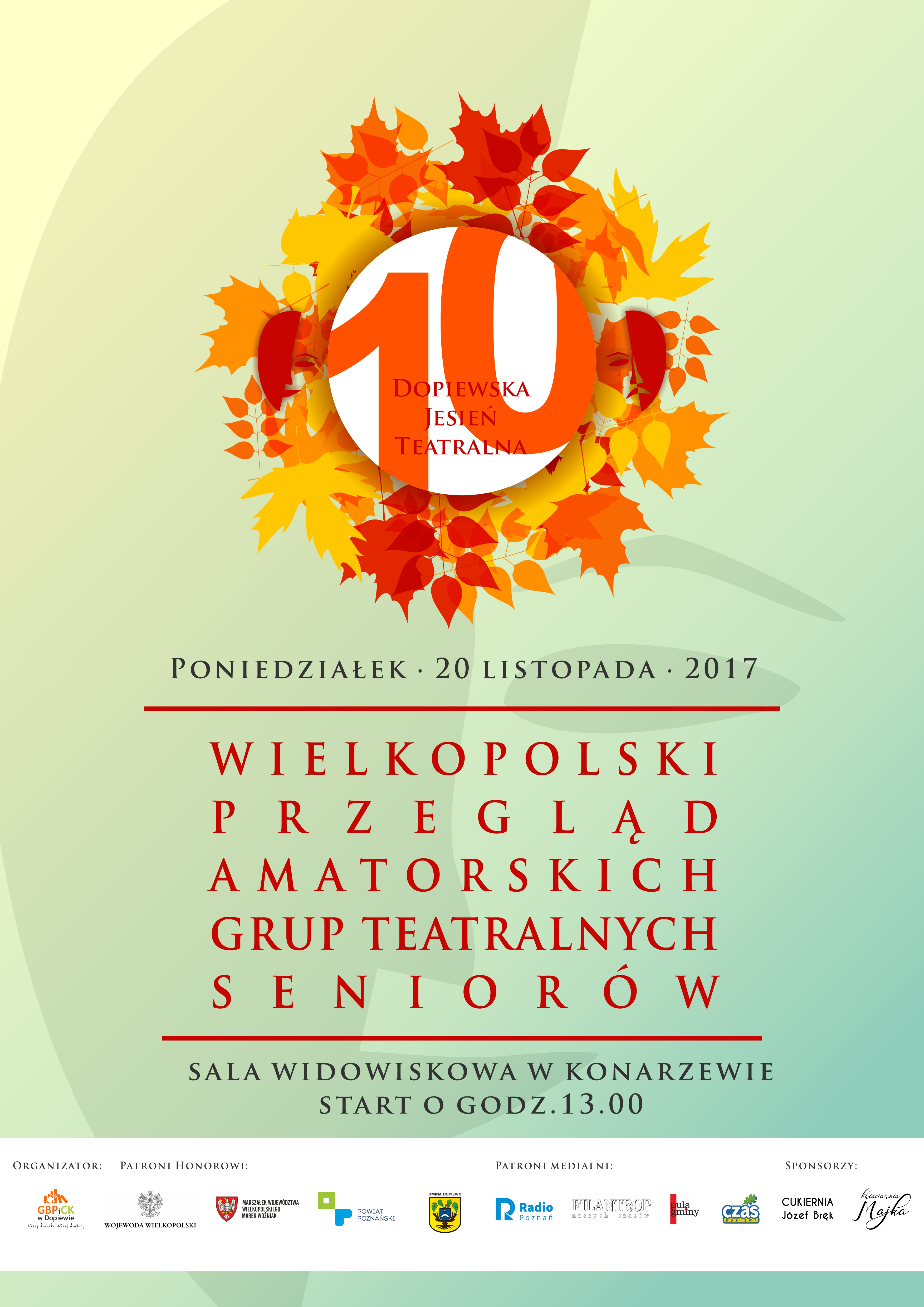 Dopiewska Jesień Teatralna