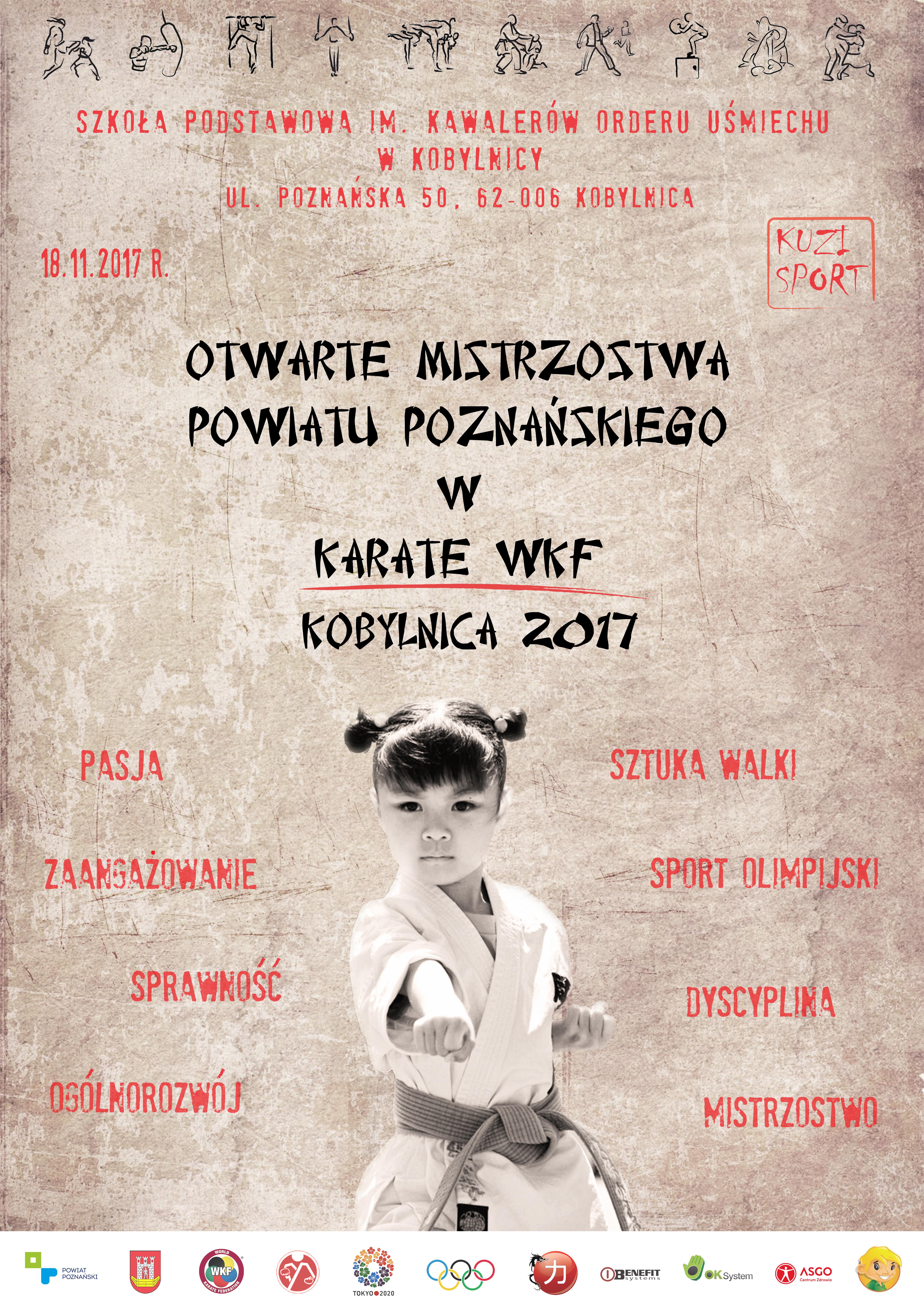 Mistrzostwa w Karate