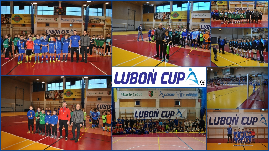 Luboń CUP 2017/18