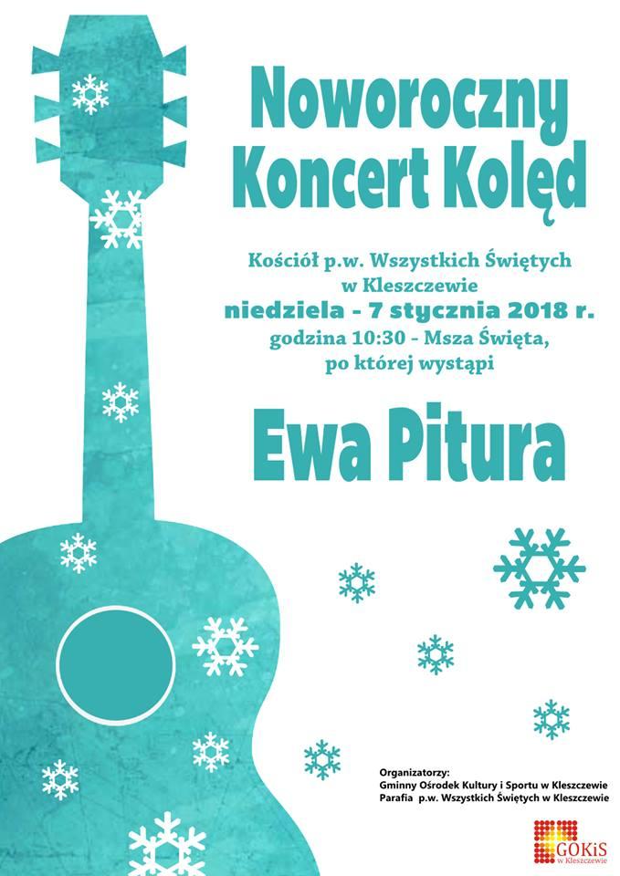 Koncert Kolęd Ewa Pitura