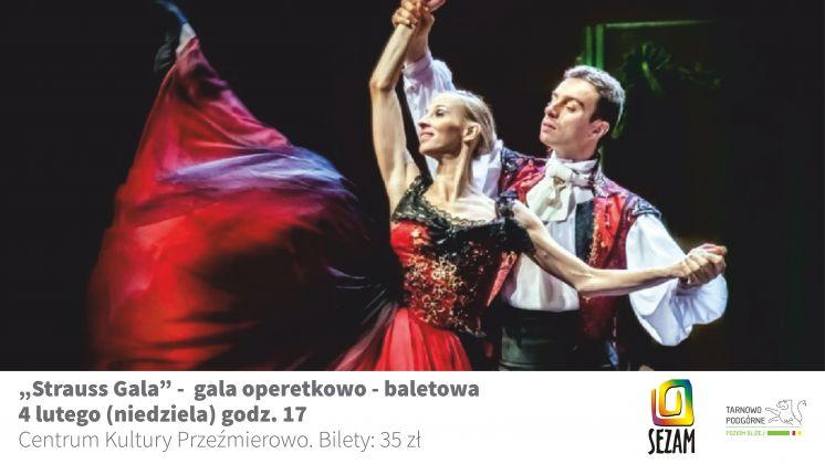 Gala operetkowo-baletowa