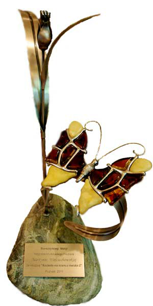 Bursztynowy Motyl