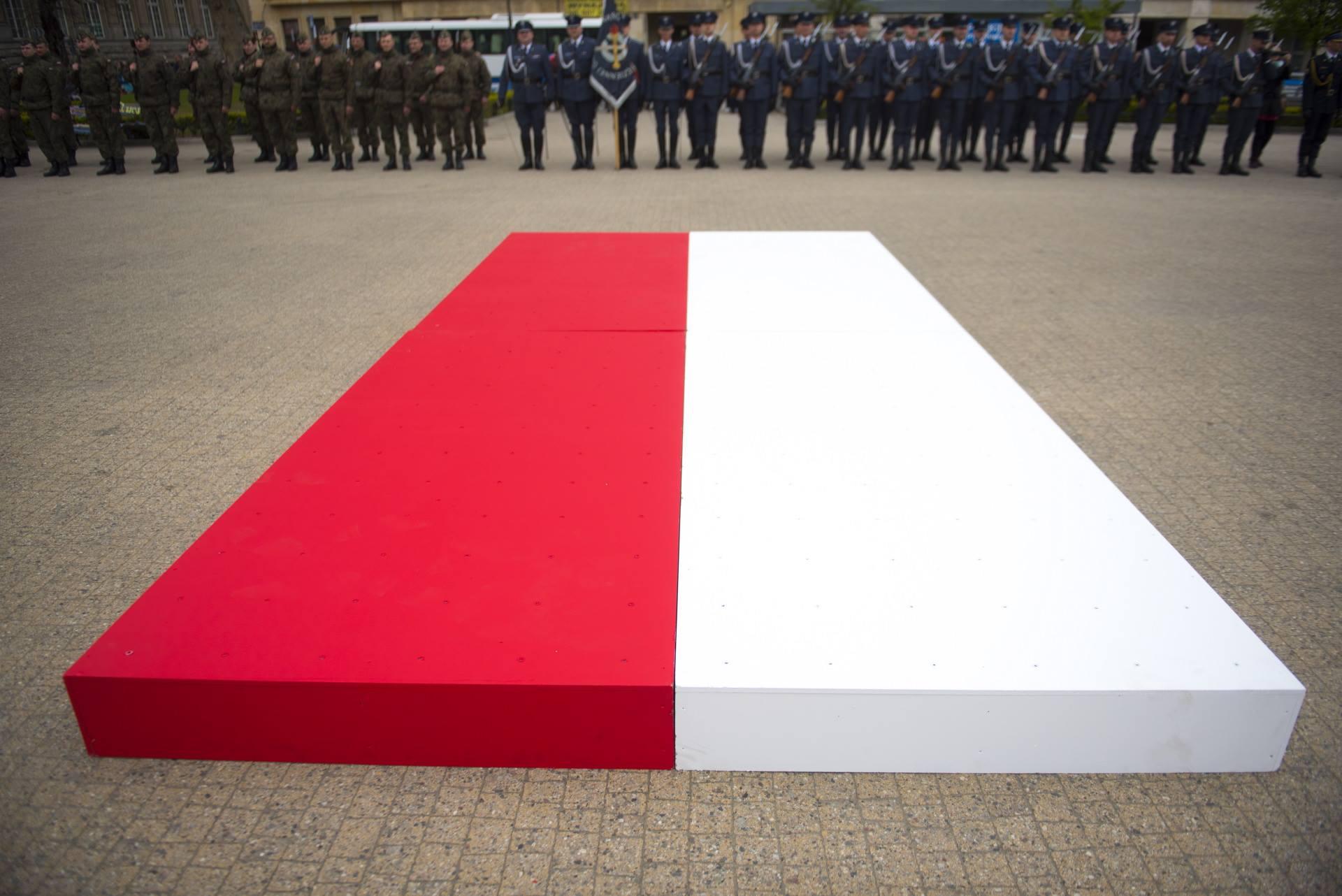 """Wystawa """"Biało-czerwona"""""""