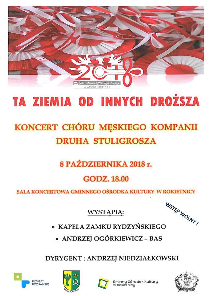 Koncert w Rokietnicy