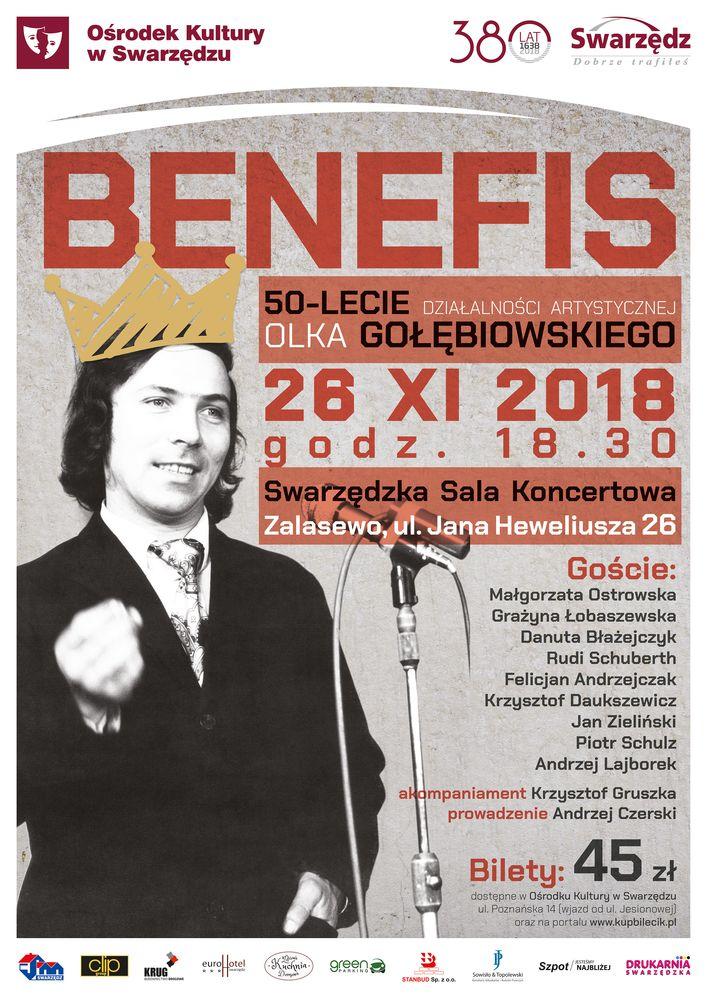 Benefis Olka Gołębiowskiego
