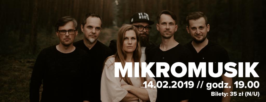 Koncert Mikromusik