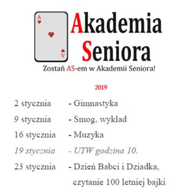 Akademia seniora