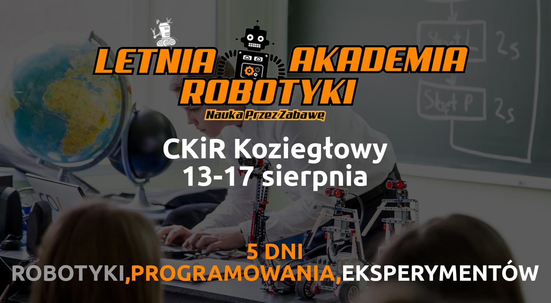 Letnia Akademia Robotyki