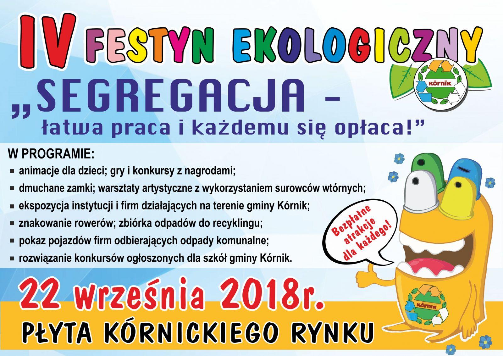 Festyn Ekologiczny w Kórniku