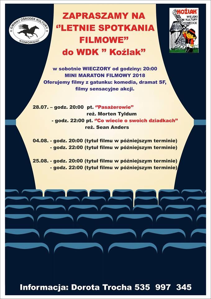 Spotkanie filmowe