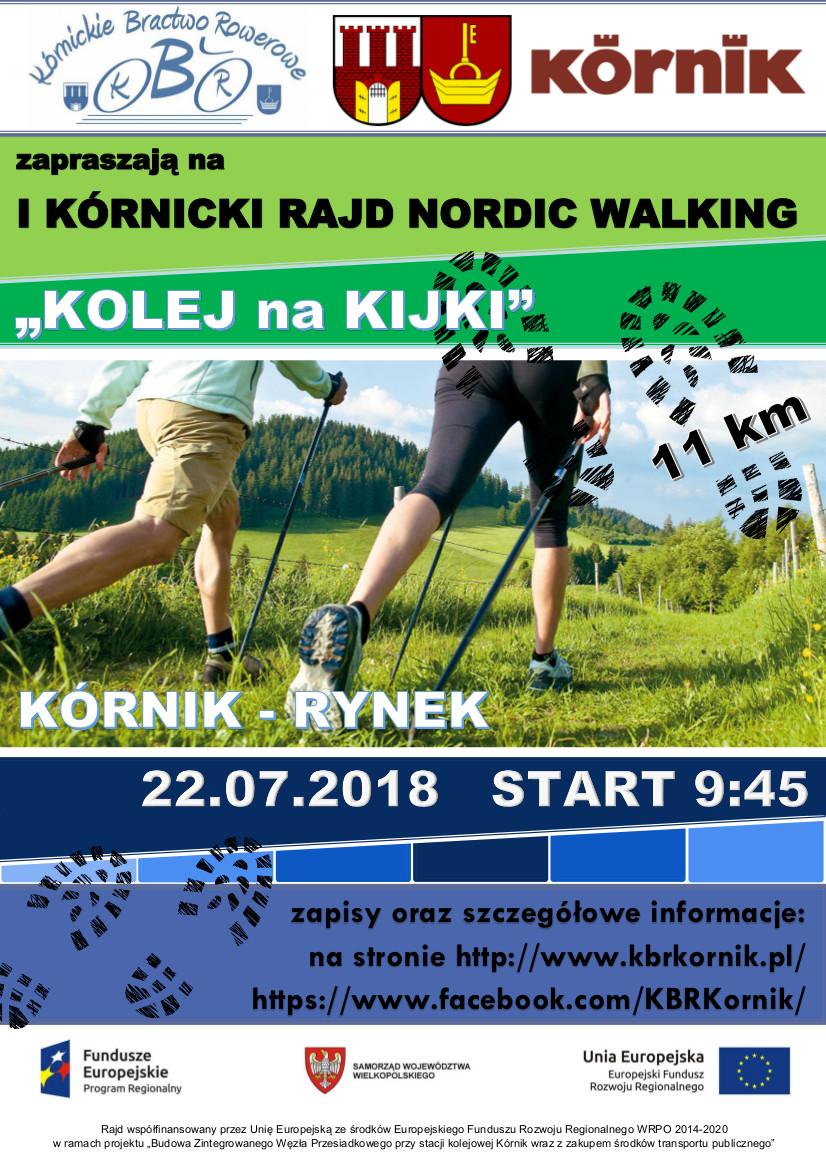 Kórnicki Rajd Nordic Walking