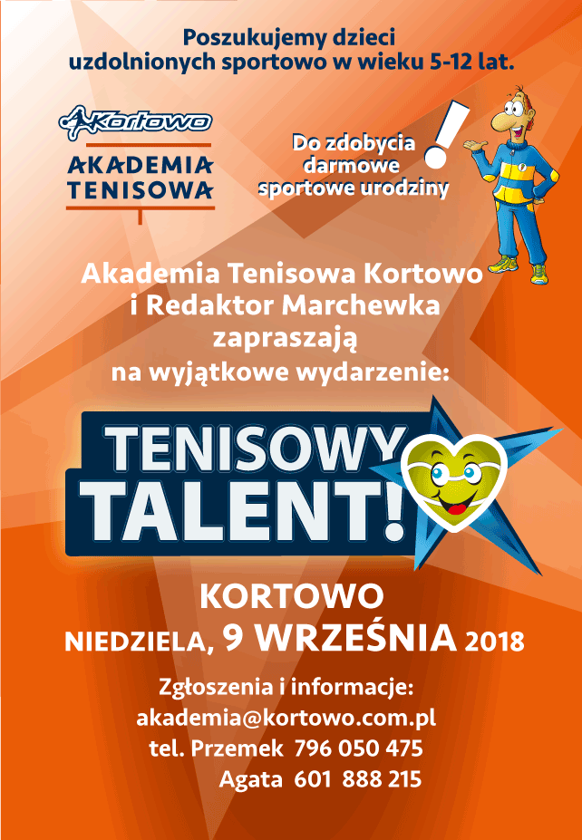 """""""Tenisowy Talent"""""""
