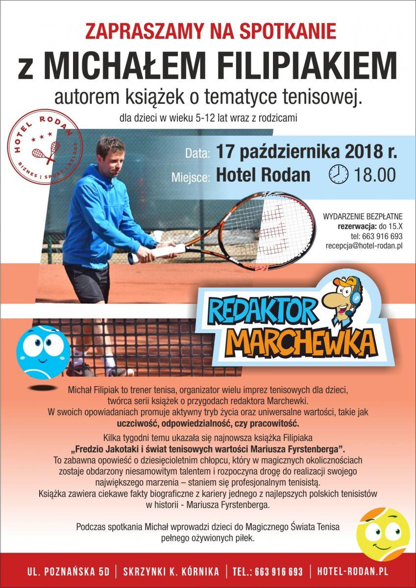 Spotkanie o tenisie