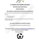 IV Turniej Piłki nożnej w Kostrzynie