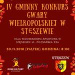 IV Gminny konkurs gwary wielkopolskiej w Stęszewie