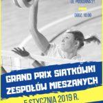 Grand Prix siatkówki w Puszczykowie