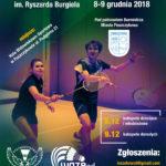 Mistrzostwa w Badmintonie w Puszczykowie