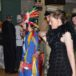 Uczestnicy balu dla osób z niepełnosprawnościami w Mosinie