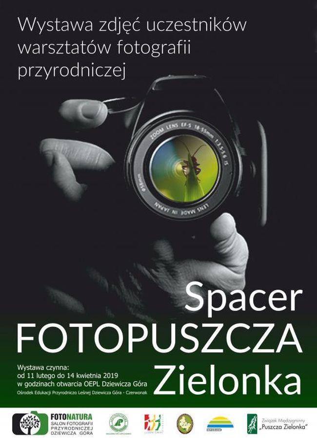 Wystawa Fotopuszcza