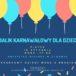 plakat balik karnawałowy dla dzieci