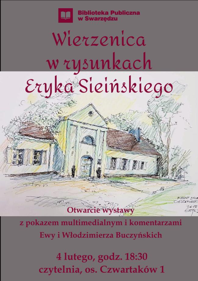 Wierzenica Eryka Sieińskiego