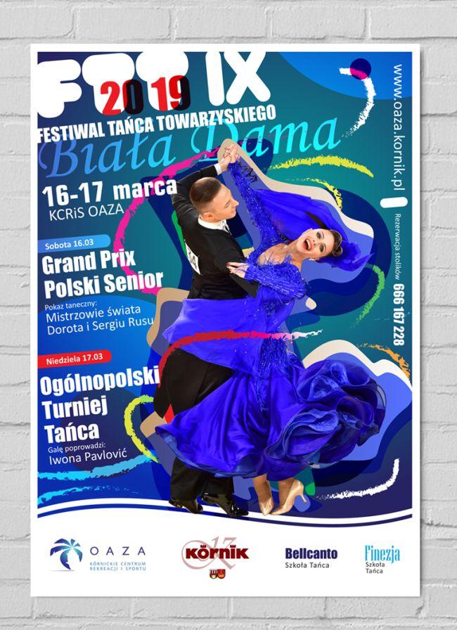 Festiwal tańca towarzyskiego