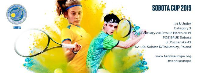 Tennis Europe w Sobocie