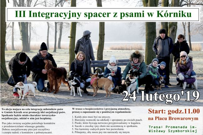 Integracyjny spacer