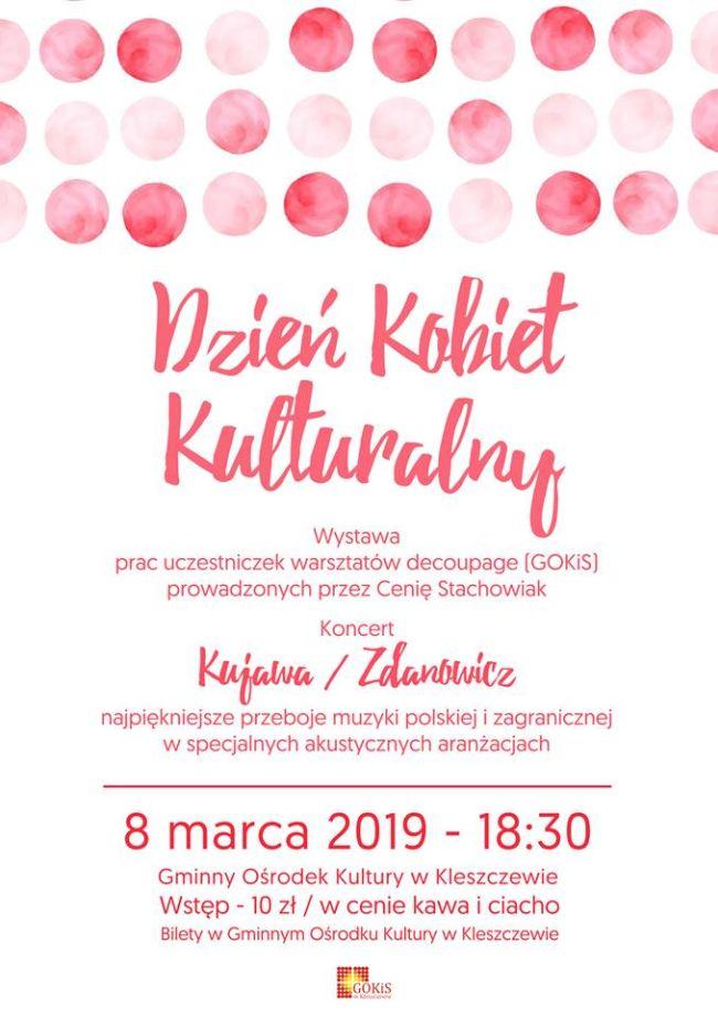 Dzień Kobiet Kulturalnie
