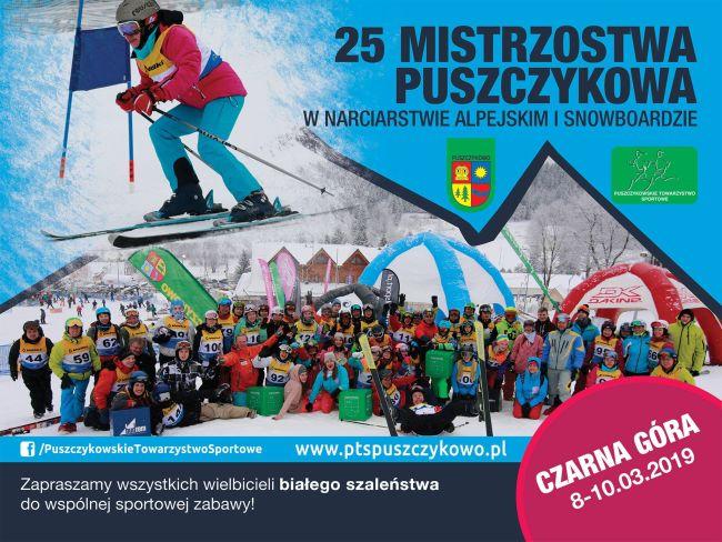 25. Mistrzostwa Puszczykowa