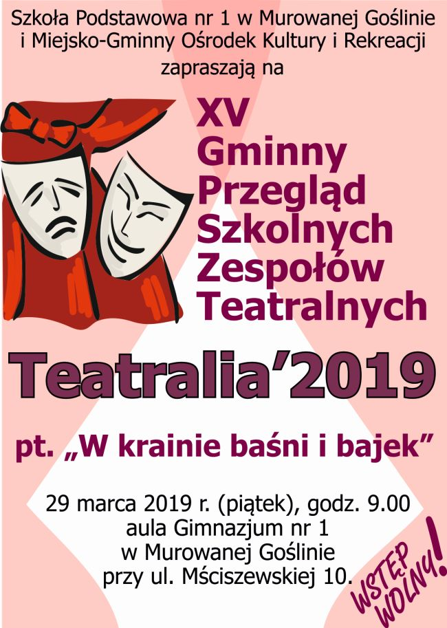 Teatralia 2019