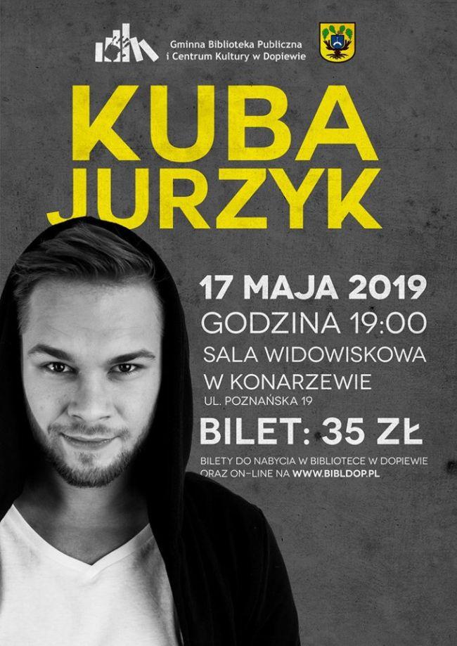 Koncert Kuby Jurzyka