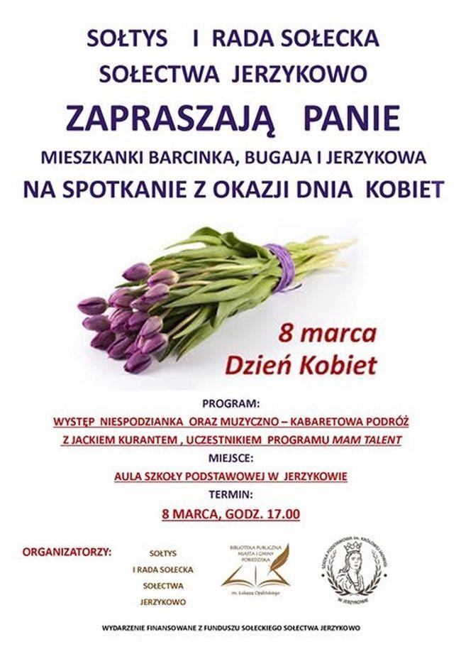 Dnia Kobiet w Jerzykowie