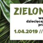 Logo wernisażu wystawy ceramiki na 1 kwietnia 2019