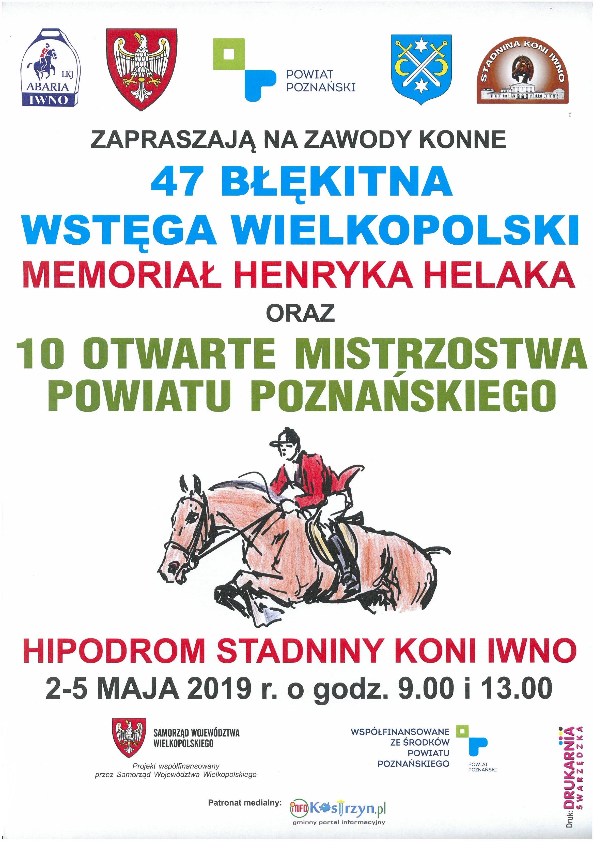Błękitna Wstęga Wielkopolski