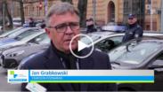 Kadr z Powiatowej17- Starosta Poznański Jan Grabkowski
