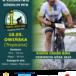 Plakat II Otwarte Mistrzostwa Gminy Czerwonak w Kolarstwie Górskim MTB, 18.05.2019 Owińska- Tropicana, KOSOX CROSS BIKE Dziewicza Góra 2019