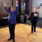 Gala Związków Powiatów Polskich- Zwycięski Starosta Poznański Jan Grabkowski