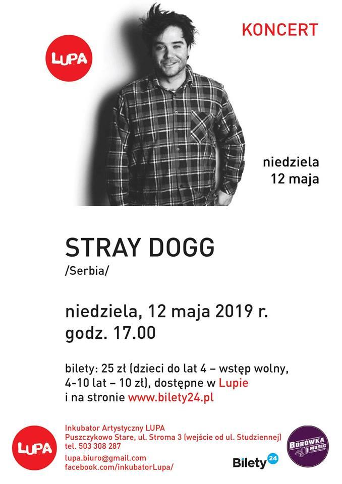 Koncert Stray Dogg