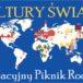 Plakat Kultury Swiata- Integracyjny Piknik Rodzinny