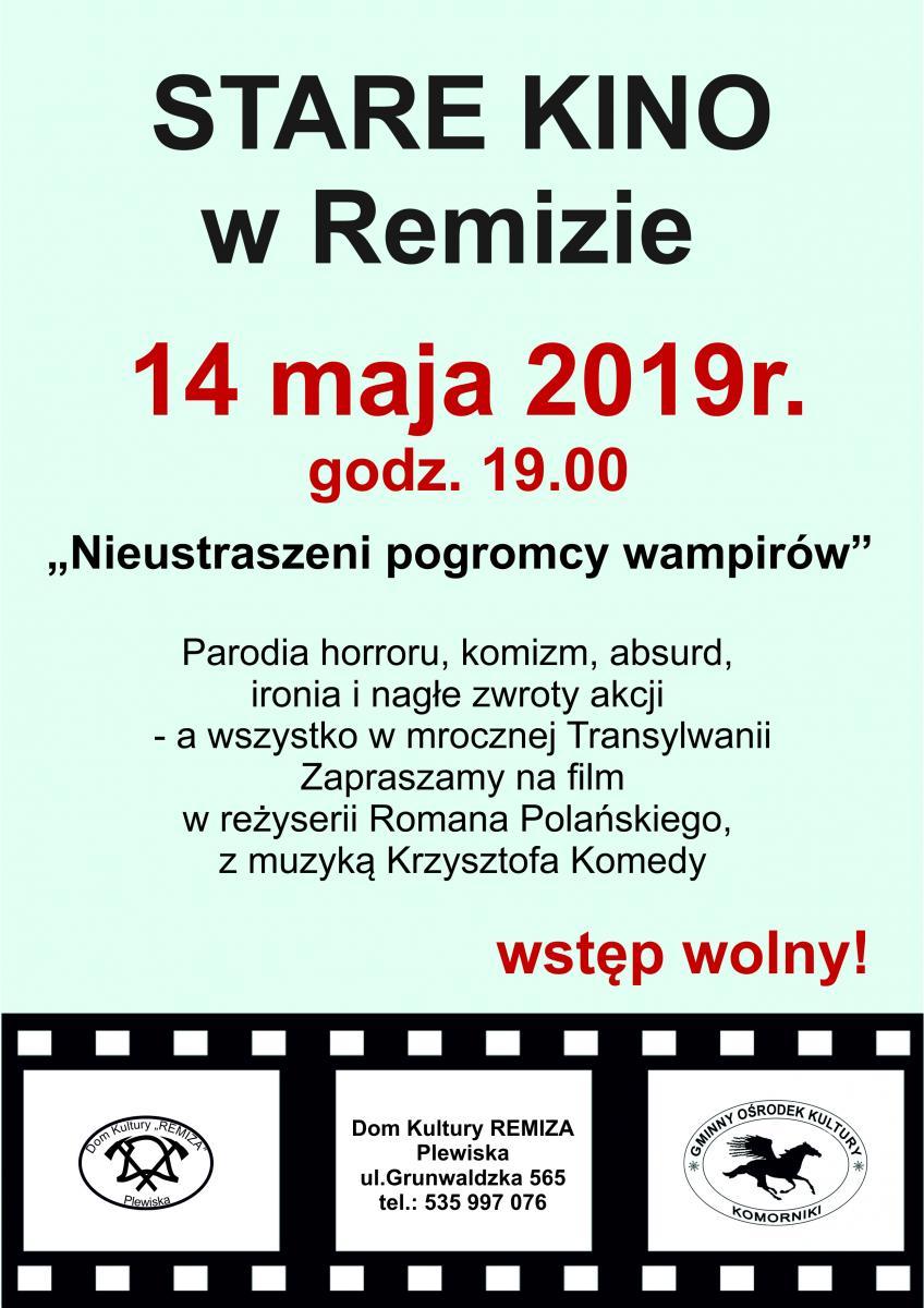 Stare Kino w Remizie