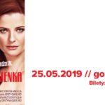 Plakat Supermenka Jowita Budnik, 25 maja 2019, godz. 18:00