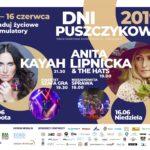 Plakat Dni Puszczykowa 15-16 czerwca 2019