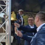 Oficjalne otwarcie sezonu wodnego na Akwenie Marina w Czerwonaku, Straosta Poznański Jan Grabkowski