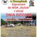 """Plakat WDK """"Koźlak"""" w Chomęcicach zaprasza na Dzień Dziecka """"Trzy godziny dla rodziny na XXX-te urodziny"""". 30 maja 2019, godz. 17:00"""