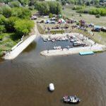 Oficjalne otwarcie sezonu wodnego na Akwenie Marina w Czerwonaku
