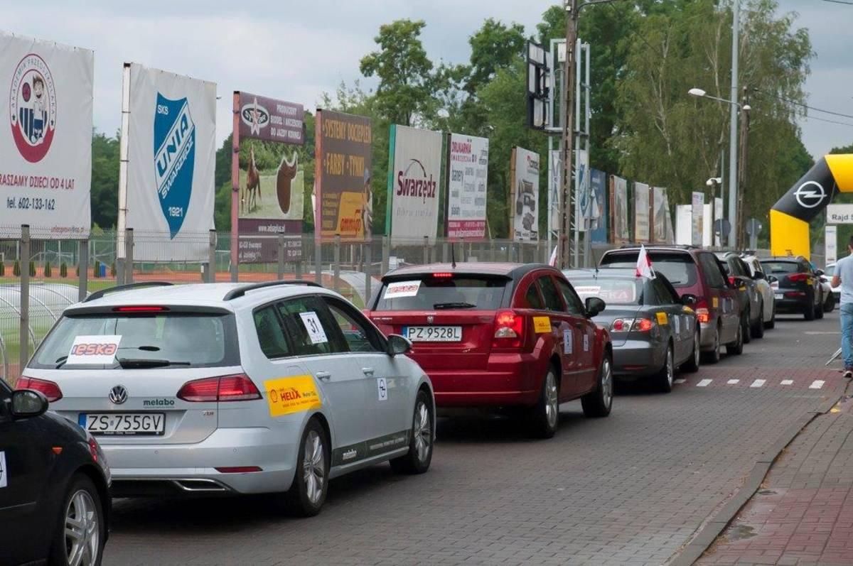 Rajd Samochodowy