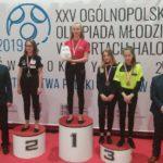 Reprezentanci Akademii Bilardowej Rokietnica na mistrzostwach Polski juniorów w Kielcach