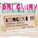 Plakat Dni Gminy czerwonak, 3-9.06.2019, 6 czerwca koncert zespołów i solistów pracowni muzycznych GOK SOKÓŁ